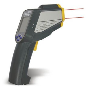 Max1000℃ 非接触赤外線+Kタイプサーモメーター TM-969|denshi