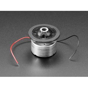 CD/DVD用スピンドルモーター max.5.9V|denshi