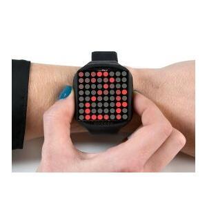 電子工作キット(TIMESQUARE DIY赤色LED腕時計) denshi