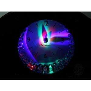 電子工作キット(3カラーLED影時計) denshi