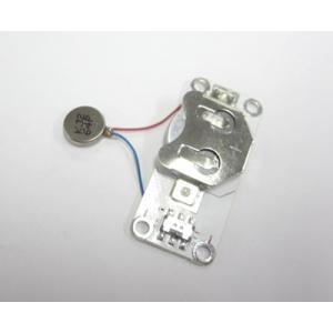 丸形Dia10mmx2mmバイブレーションモーター3V-9000rpm+on/offスイッチ付CR2032ホルダー denshi