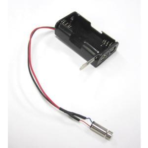 超小型SMTバイブレーションモーター+スイッチ付単3×2電池ホルダー denshi