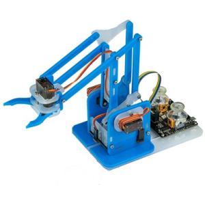電子工作キット(ArduinoコンパチMeArmロボットアーム) denshi
