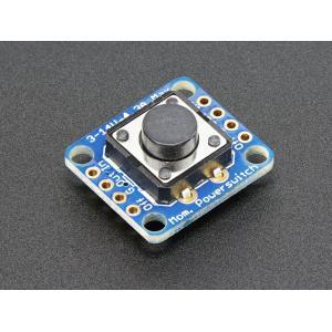 電源用タクトスイッチ+基板|denshi