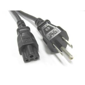 日本ACコード 3ピン-C5 PSE(2M-7A/125V)|denshi