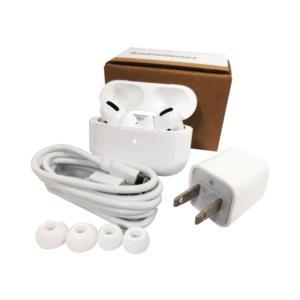 【まとめ買いクーポン発行中】【整備済品】Apple AirPods Pro MWP22LL/A アメリカ版 【安心!当社1ヶ月製品保証付き】|densidonya