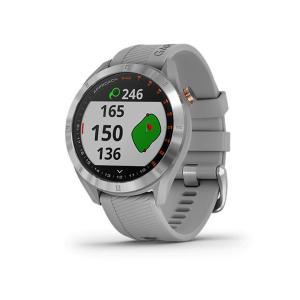 【新品】GARMIN ガーミン ゴルフ用GPSナビ Approach S40 [Gray]|densidonya