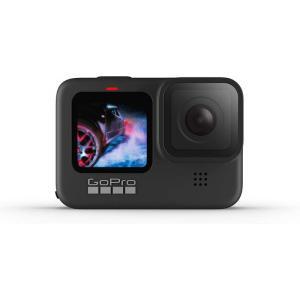 【新品 並行輸入品】 ゴープロ GoPro HERO9 BLACK CHDHX-901-RW ビデオカメラ|densidonya