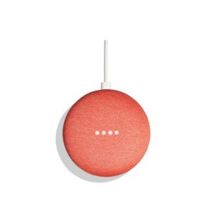 Google Home Mini [コーラル] 即日発送 新品 |densidonya