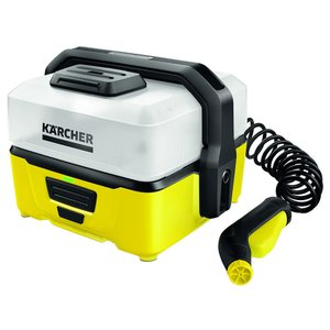 【新品】ケルヒャー 高圧洗浄機 家庭用マルチクリーナー OC 3 densidonya