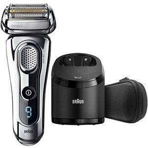 ブラウン メンズシェーバー シリーズ9 洗浄器付モデル 9295cc-P 4枚刃 充電式 防水 髭剃り 国内正規品|densidonya