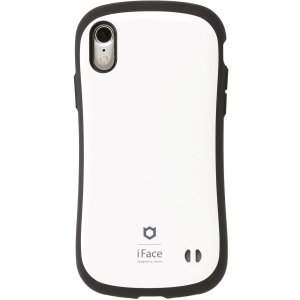 iFace First Class Standard iPhone XR ケース [ホワイト] 新品 メール便|densidonya