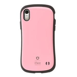 iFace First Class Standard iPhone XR ケース [ベビーピンク] 新品 メール便|densidonya