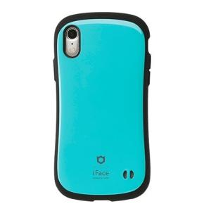iFace First Class Standard iPhone XR ケース [エメラルド] 新品 メール便|densidonya