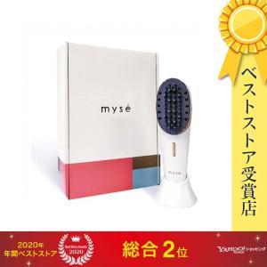 【まとめ買いクーポン発行中】YA-MAN MS80W ミーゼ スカルプリフト 電動頭皮ブラシ 日本正規品 新品|densidonya