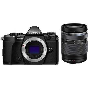 オリンパス OLYMPUS OM-D E-M5 Mark II 14-150mm II レンズキット(ブラック) ミラーレス一眼カメラ 未開封新品|densidonya