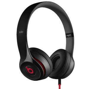 Beats by Dr. Dre Solo2 オンイヤーヘッドフォン ブラック MH8W2PA-A|densidonya