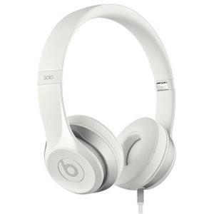 Beats by Dr.Dre Solo2 密閉型オンイヤーヘッドホン MH8X2PA/A ホワイト 国内正規品 新品|densidonya