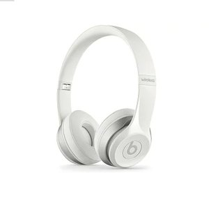 Beats by Dr.Dre Solo2 Wireless 密閉型ワイヤレスオンイヤーヘッドホン Bluetooth対応 ホワイト 国内正規品 新品|densidonya