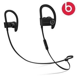 beats by dr.dre ワイヤレス イヤホン Powerbeats3 wireless 密閉型 Bluetooth対応 ブラック ML8V2PA/A イヤホン本体 国内正規品|densidonya