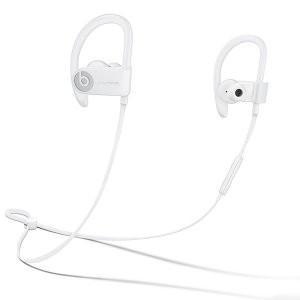 beats by dr.dre ワイヤレス イヤホン Powerbeats3 wireless 密閉型 Bluetooth対応 ホワイト ML8W2PA/A 国内正規品|densidonya