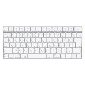 ゆうパケット対応 Apple Magic Keyboard JIS MLA22J A A1644 の商品画像|ナビ