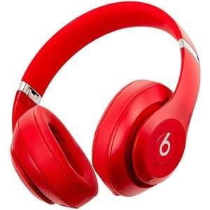 beats by dr.dre studio3 wireless ワイヤレスヘッドホン [レッド] MQD02PA/A  国内正規品 未開封新品|densidonya