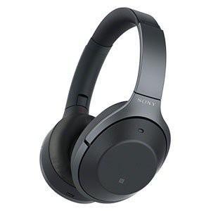 ソニー WH-1000XM2-B(ブラック) ワイヤレスノイズキャンセリングステレオヘッドセット|densidonya