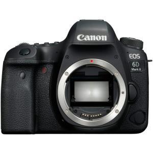 デジカメ一眼 CANON EOS 6D Mark II ボディ 未開封新品|densidonya