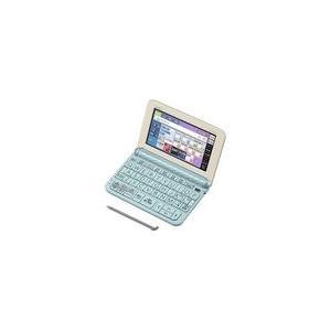 カシオ 電子辞書 エクスワード XD-Z4800BU ブルー  未開封新品|densidonya
