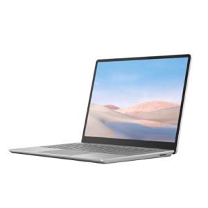 【中古美品】マイクロソフト Surface Laptop Go 1ZO-00020 プラチナ densidonya