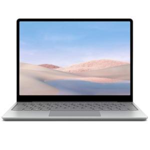 【新品 箱不良・シュリンク破れ品】Surface Laptop Go THH-00020 プラチナ  densidonya
