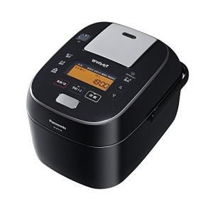 Panasonic / パナソニック SR-SPA108-K ブラック スチーム&可変圧力IHジャー炊飯器 (5.5合炊き) 新品 densidonya