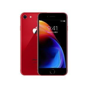 【ケースおまけ付き】appleストア版 SIMフリー iPhone 8 (PRODUCT)RED Special Edition 256GB SIMフリー [レッド]  新品 スマホ densidonya