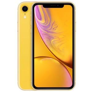 SIMロック解除品   iPhone XR 64GB SIMフリー  [イエロー] 未使用新品|densidonya