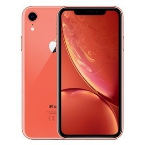 SIMフリー SIMロック解除品 iPhone XR 128GB SIMフリー [コーラル] 白ロム...