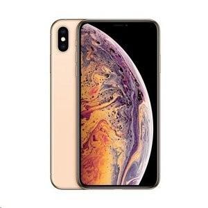 SIMロック解除品 iPhone XS Max 64GB SIMフリー [ゴールド] 未使用新品