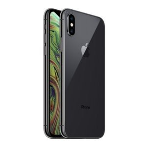 SIMロック解除品 iPhone XS 64GB SIMフリー [スペースグレイ]  未使用品|densidonya