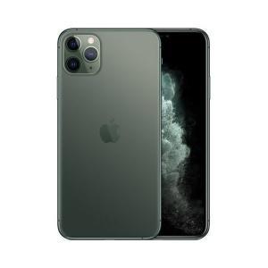 SIMロック解除品 SIMフリー iPhone 11 Pro 256GB ミッドナイトグリーン スマ...