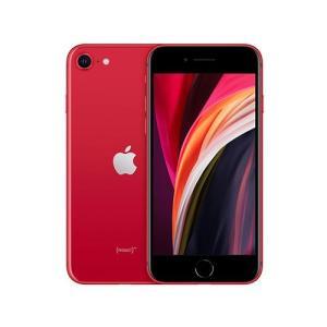 SIMフリー iPhone SE 第2世代 64GB SIMフリー [レッド] スマホ本体 新品|densidonya