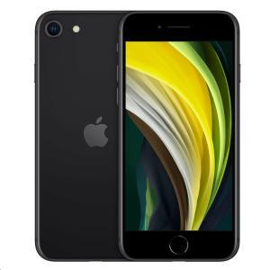 【即日発送】【中古本体のみ】iPhone SE第2 128GB ブラック MXD02J/A SIMフリー|densidonya
