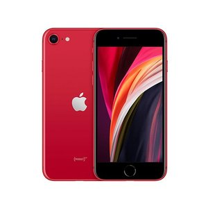 SIMフリー iPhone SE 第2世代 128GB SIMフリー [レッド] スマホ本体 新品|densidonya