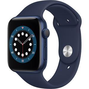 Apple Watch Series 6(GPSモデル) M00J3J/A 新品|densidonya
