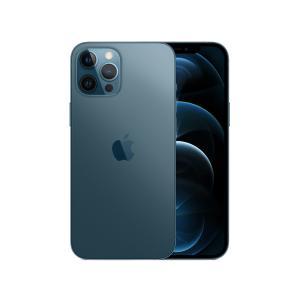 【即日発送】iPhone12 ProMax 256GB パシフィックブルー MGD23J/A SIMフリー 未開封新品 densidonya