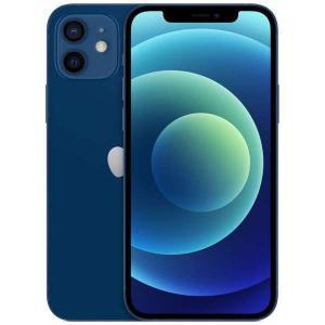 【即日発送】iPhone12 128GB ブルー MGHX3J/A SIMフリー 日本正規品 未開封新品 densidonya