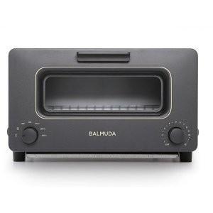 バルミューダ BALMUDA The Toaster K01E-KG(ブラック) トースター 新品 densidonya