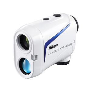 ニコン COOLSHOT 40i GII ゴルフ用レーザー距離計 新品|densidonya