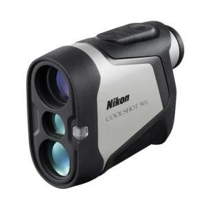 【新品】ニコン Nikon ゴルフ用レーザー距離計 クールショット COOLSHOT 50i LCS50i densidonya