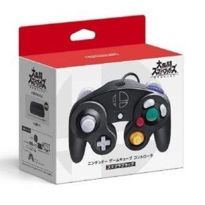 任天堂 Nintendo Switch ゲームキューブ コントローラ スマブラブラック Nintendo Switch用コントローラー|densidonya