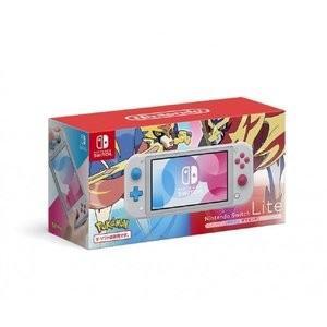 任天堂 Nintendo Switch Lite ザシアン・ザマゼンタ  Nintendo Swit...